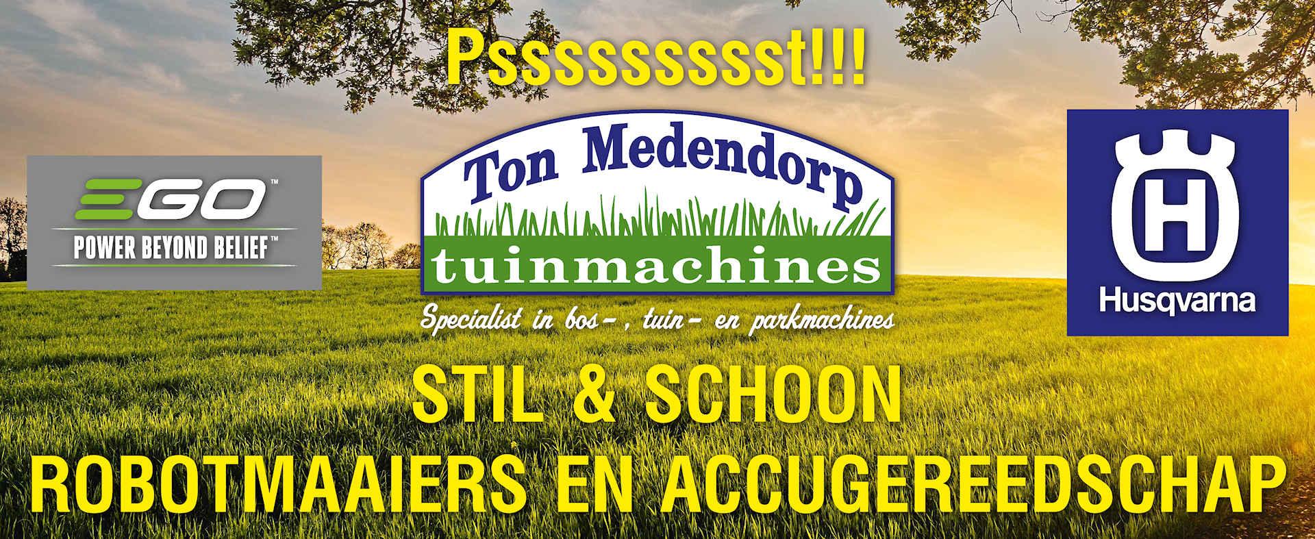 Ton Medendorp tuinmachines - Uithuizen